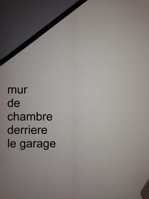 Probl me humidit et fissure plafond 8 messages for Probleme humidite garage