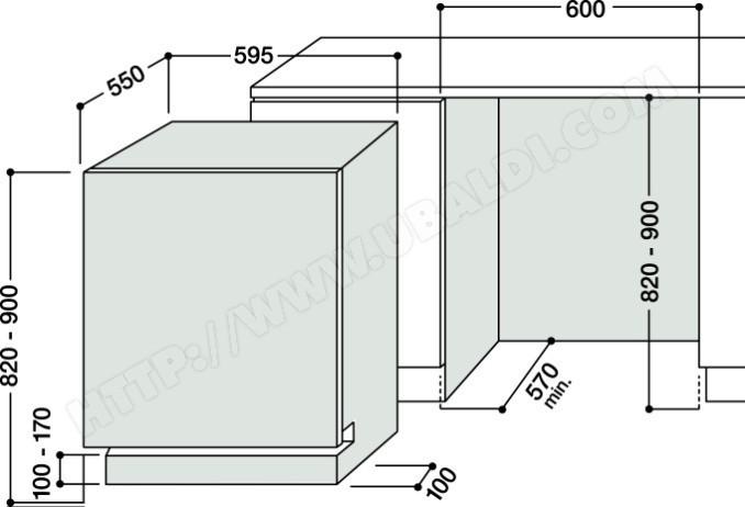 profondeur plan de travail cuisine interesting plan de travail profondeur perpignan lit photo. Black Bedroom Furniture Sets. Home Design Ideas