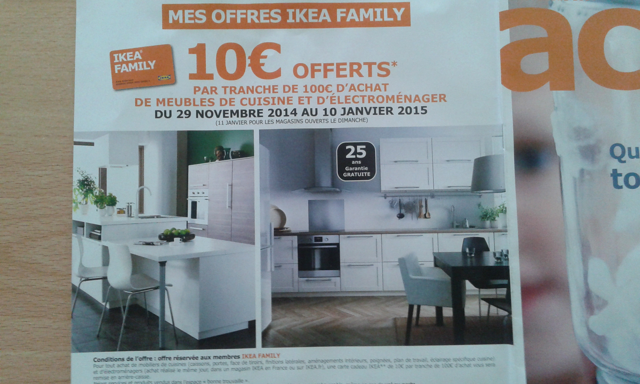 quand la prochaine promo cuisine ikea 300 messages page 7. Black Bedroom Furniture Sets. Home Design Ideas