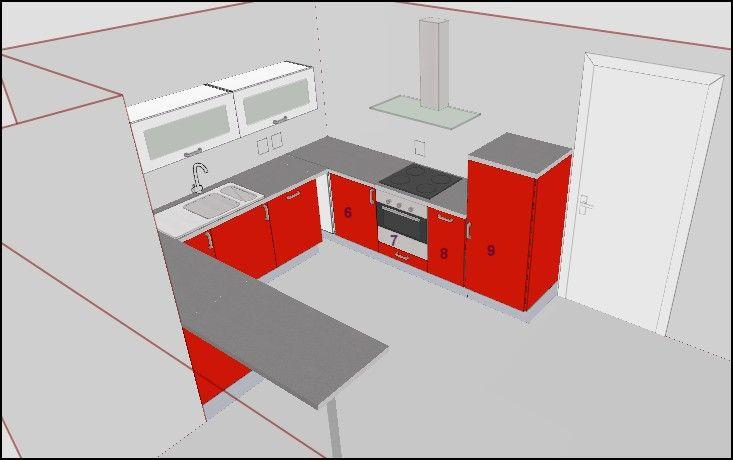 Notre projet cuisine 66 messages page 4 for Ikea projet cuisine