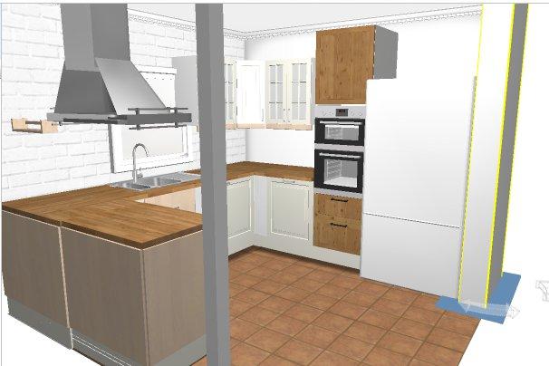 Notre projet de cuisine faite maison en b ton cellulaire 6 messages - Cuisine en beton cellulaire ...