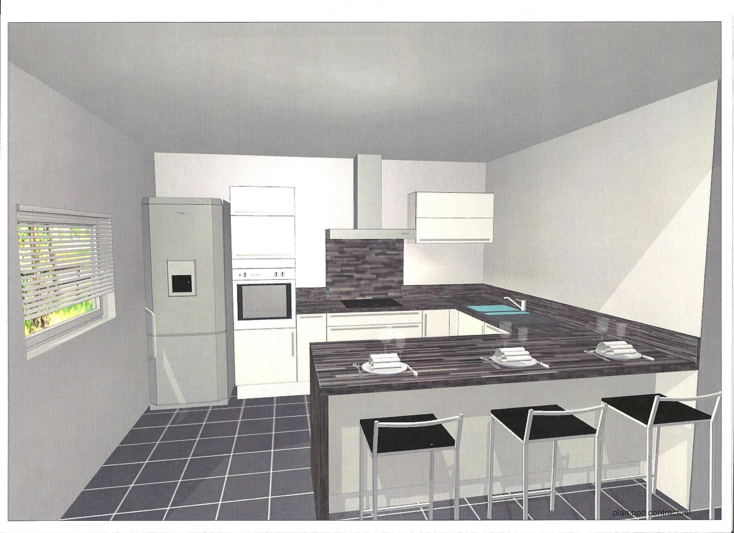 Est ce que ce projet cuisine est r alisable 37 for Projet cuisine