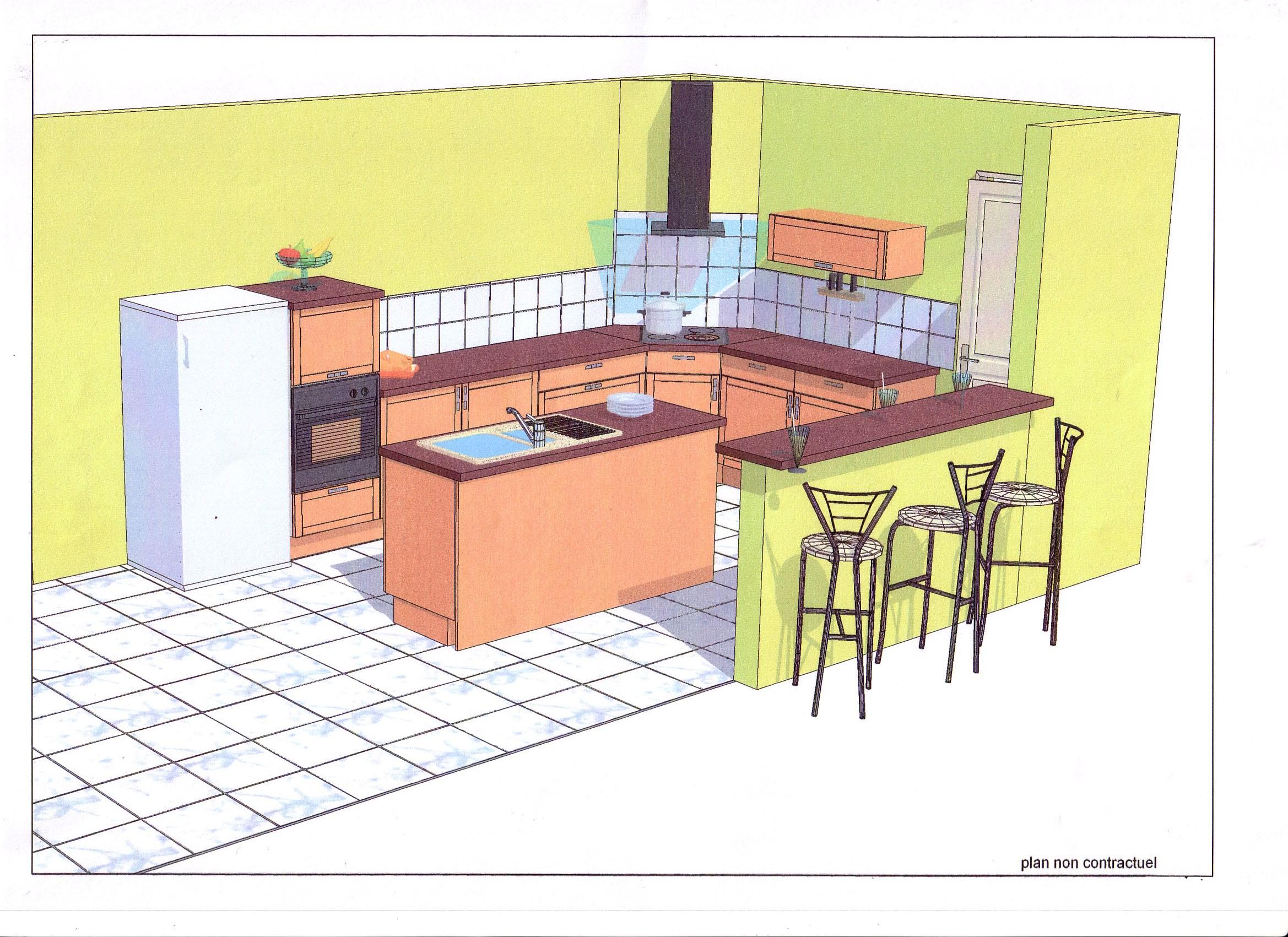 Notre projet chez cuisinella - Forum cuisinella ...