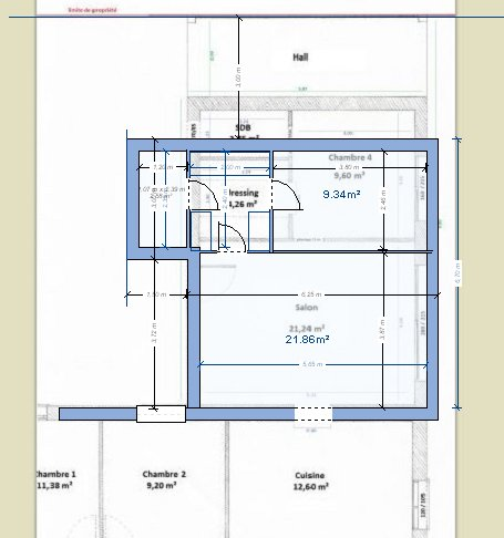 Extrem Projet extension bois : avis sur dessin perspective/plan - 66 messages HW35