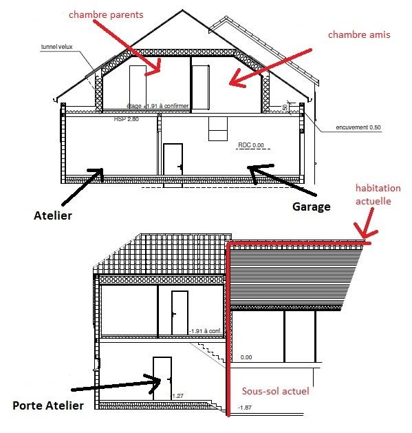 Ide extension maison cheap amazing maison ljsr with cot for Module extension maison