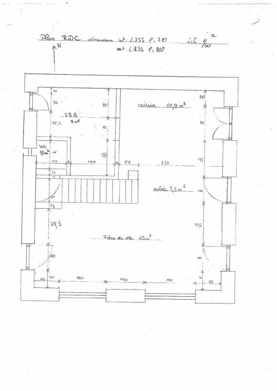 Projet Maison Ossature Bois/Paille Surélevée R+1 100M2 - 10 Messages
