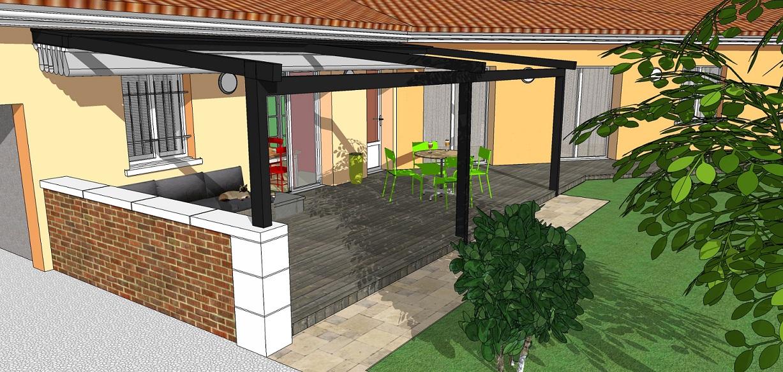 projet pergola alu mixte panneaux sandwich verre store 249 messages page 2. Black Bedroom Furniture Sets. Home Design Ideas