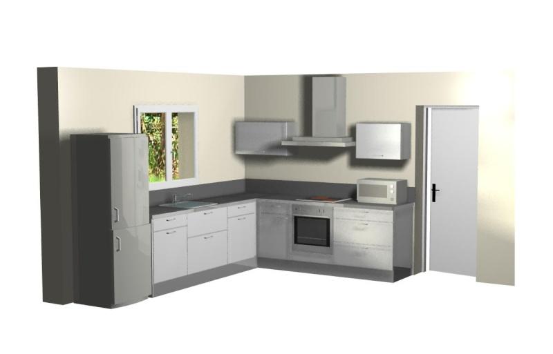 notre projet se pr cise la cuisine est pos e photos p 3 73 messages page 2. Black Bedroom Furniture Sets. Home Design Ideas