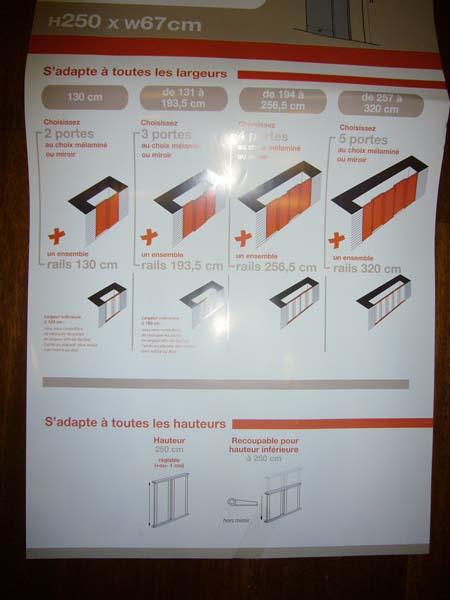mon projet de salle de bain complet - 305 messages - page 17 - Decoupe Porte De Placard Coulissante
