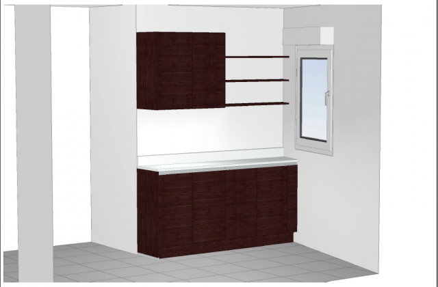 les projets implantation de vos cuisines 8902 messages page 346. Black Bedroom Furniture Sets. Home Design Ideas