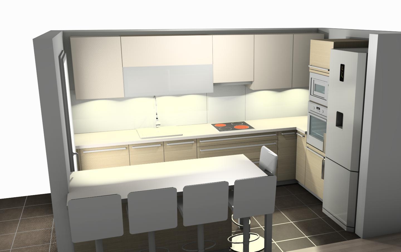 poignee porte cuisine schmidt affordable poignet de porte de cuisine cuisine schmidt de modele. Black Bedroom Furniture Sets. Home Design Ideas