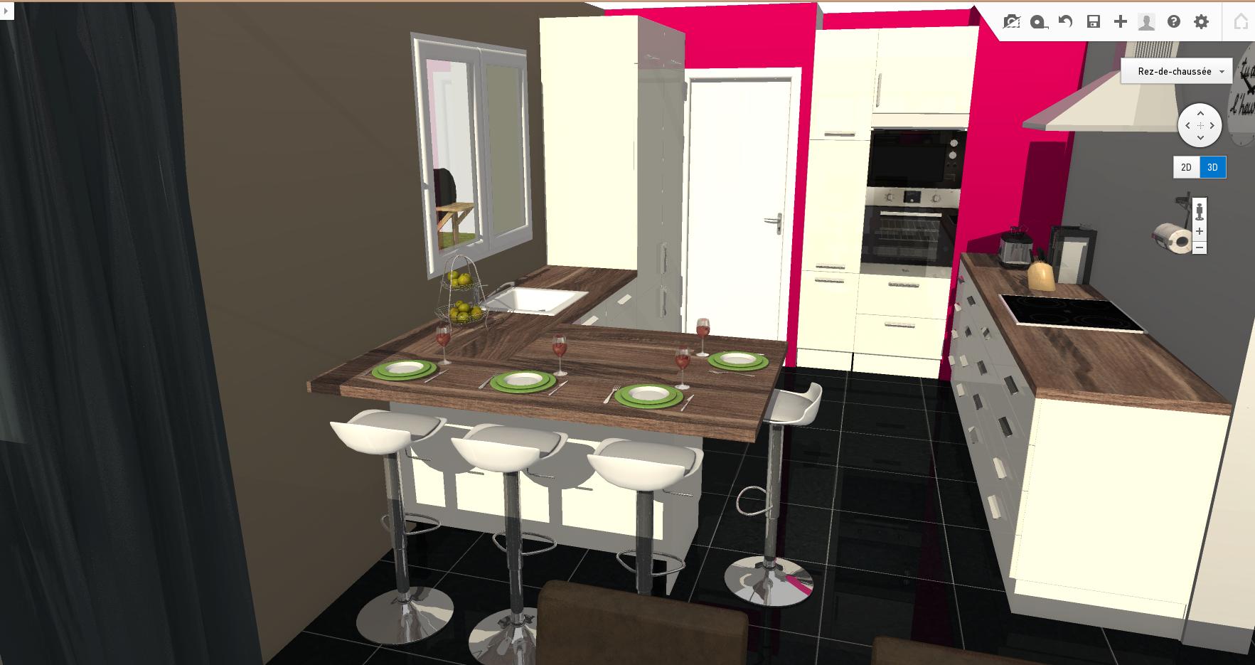 les projets implantation de vos cuisines 8903 messages page 486. Black Bedroom Furniture Sets. Home Design Ideas