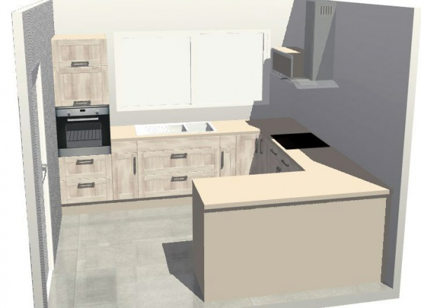 les projets implantation de vos cuisines 8885 messages page 529. Black Bedroom Furniture Sets. Home Design Ideas