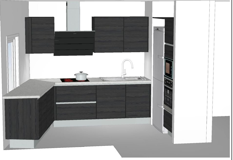 les projets implantation de vos cuisines 8825 messages. Black Bedroom Furniture Sets. Home Design Ideas