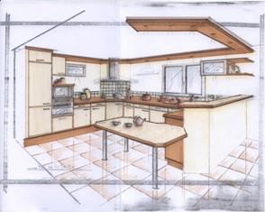 Les projets implantation de vos cuisines 8838 messages for Implantation cuisine en ligne