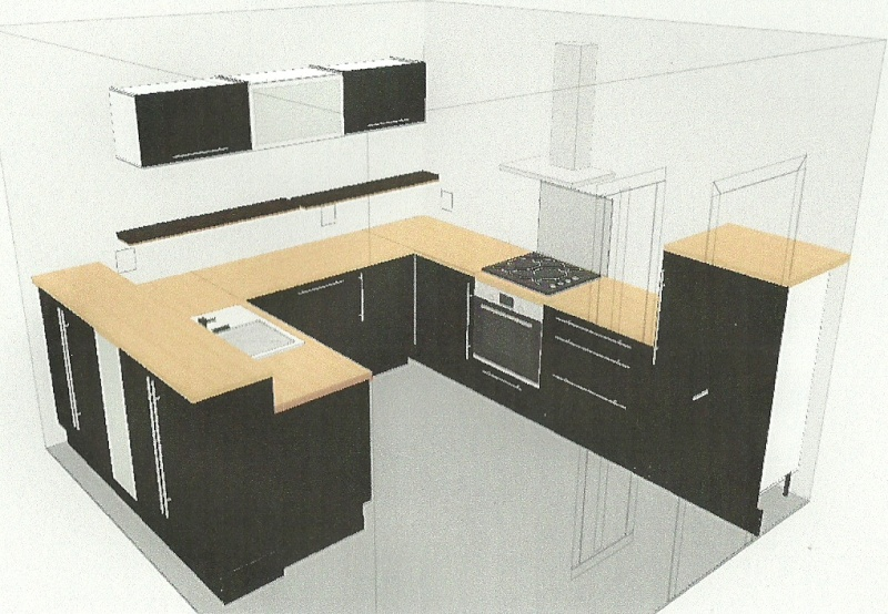 les projets implantation de vos cuisines 8903 messages page 97. Black Bedroom Furniture Sets. Home Design Ideas