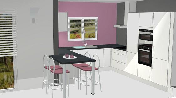les projets implantation de vos cuisines 8903 messages page 171. Black Bedroom Furniture Sets. Home Design Ideas
