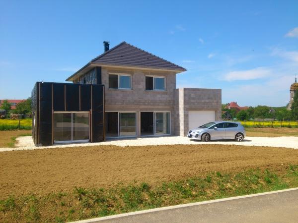 Couleur crepis maison parfait couleur faade maison for Couleur enduit facade maison moderne
