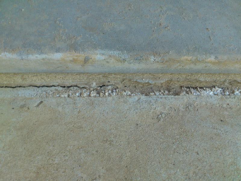 Quel Joint Entre Ma Terrasse Et Le Mur De La Maison   Messages