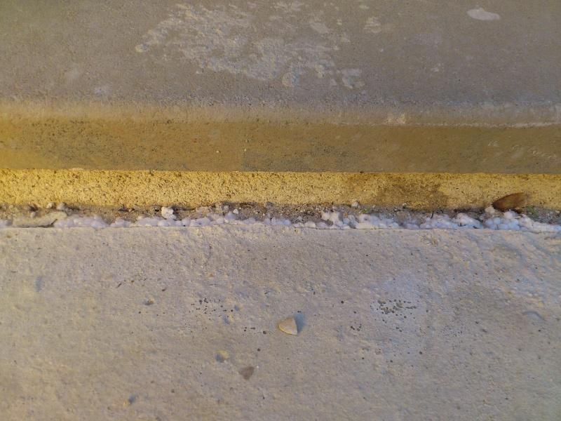 quel joint entre ma terrasse et le mur de la maison - 4 messages - Refaire Joint Terrasse Exterieure