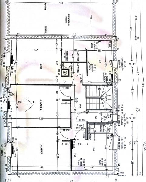 r233alisation douche 224 l233tage construction neuve rt2012