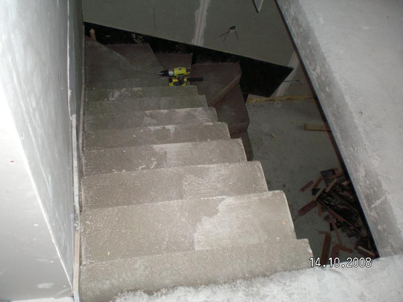 Réaliser Son Escalier Béton Intérieur Soi Même 114 Messages