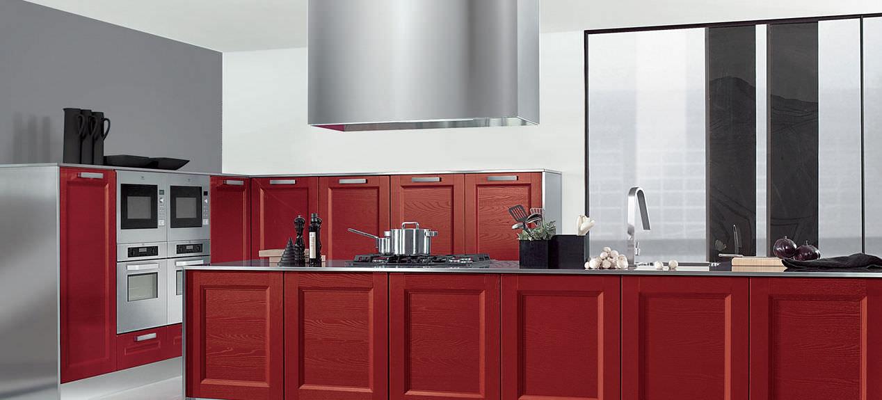 recherche des photos de cuisine de couleur rouge mat 13 messages. Black Bedroom Furniture Sets. Home Design Ideas