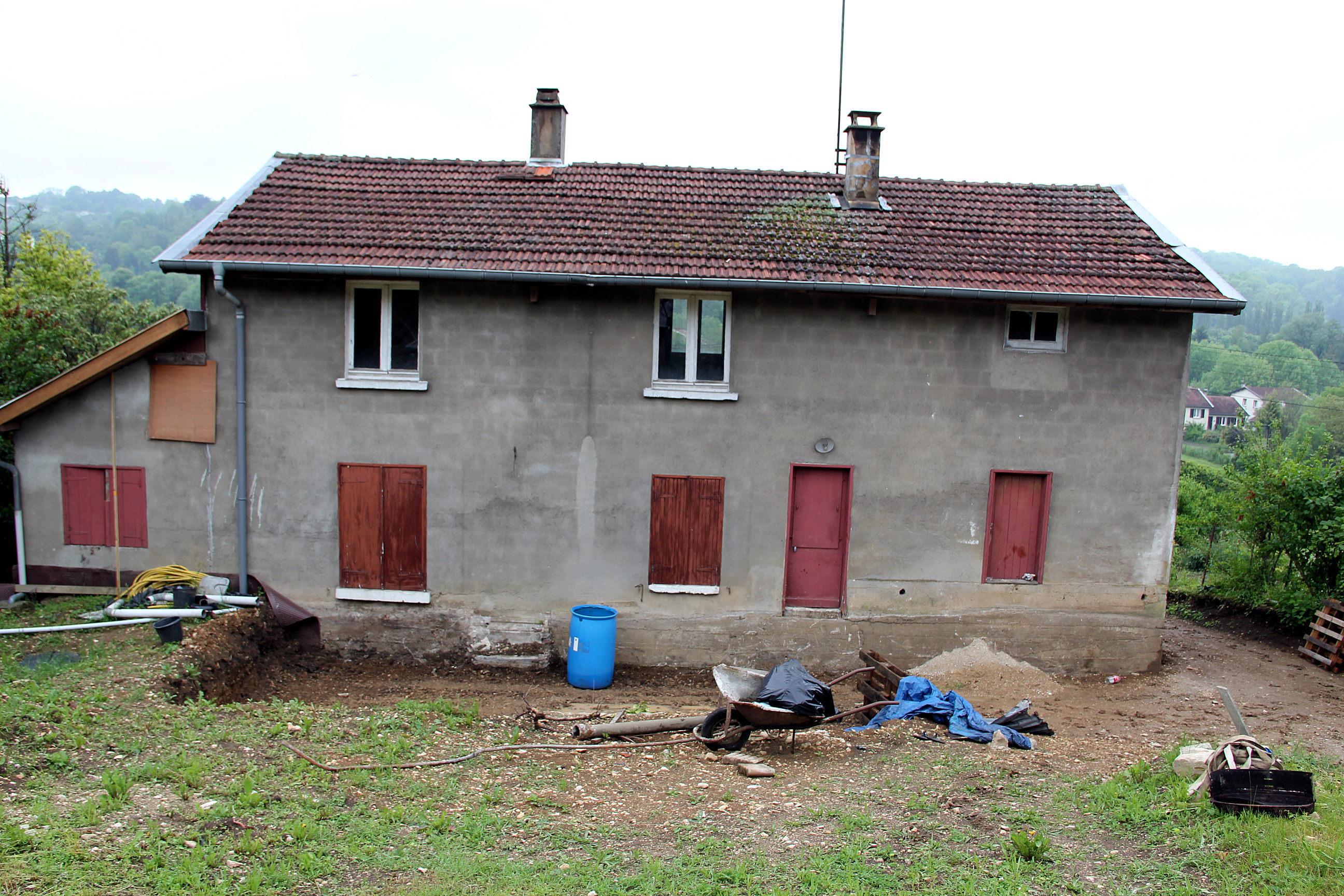 R novation maison 1942 ma future r sidence principale for Etancheifier une terrasse