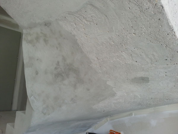 R nover un escalier en b ton 7 messages - Enduit beton cire leroy merlin ...