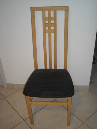 repeindre des chaises et meubles en bois vernis... comment ? - 25 ... - Comment Repeindre Une Chaise En Bois Vernis