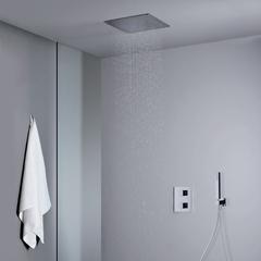 retours risques d 39 une t te plafond de douche encastr 6 messages. Black Bedroom Furniture Sets. Home Design Ideas