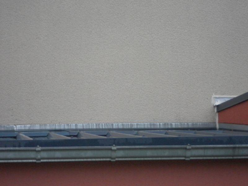 fuite toit plat bac acier sur extension solin cr pis joint 5 messages. Black Bedroom Furniture Sets. Home Design Ideas