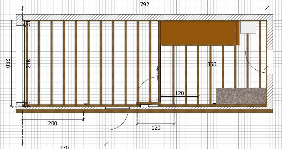 section poutres porteuses de murali re sur placo 14 messages. Black Bedroom Furniture Sets. Home Design Ideas