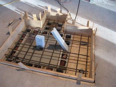 semelle de fondation pour chauffage massique bois chemin e 23 messages page 2. Black Bedroom Furniture Sets. Home Design Ideas