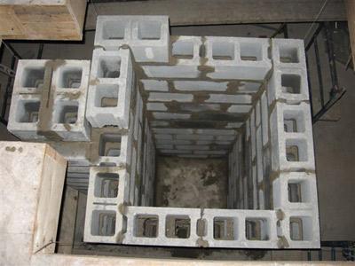 Semelle de fondation pour chauffage massique bois for Chauffage au bois exterieur