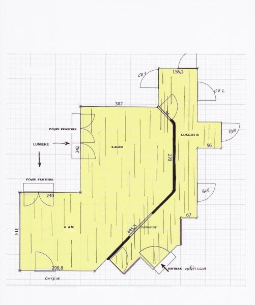 sens de pose lames plombantes pvc 4 messages. Black Bedroom Furniture Sets. Home Design Ideas