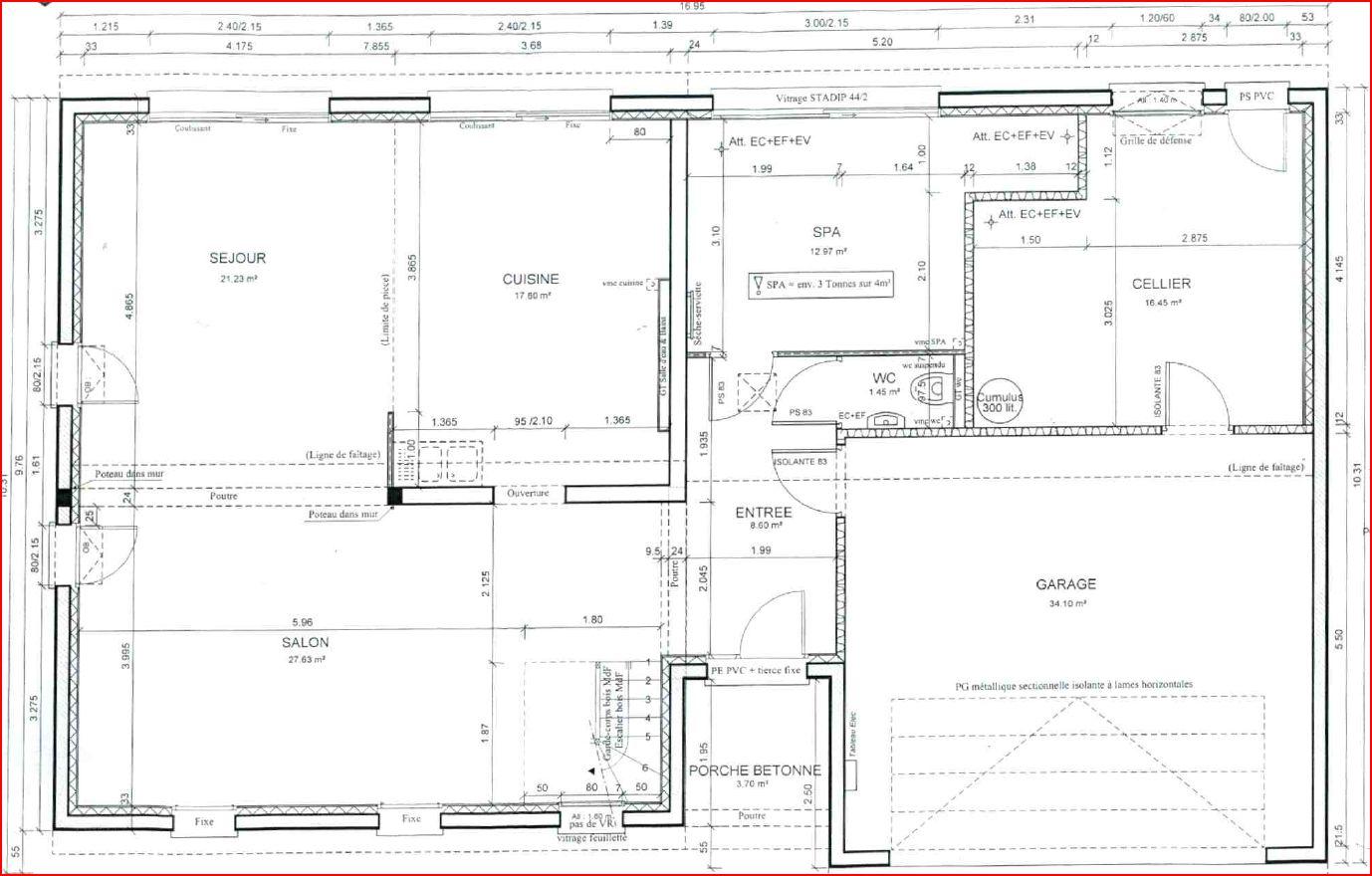 maison claude rizzon forum segu maison. Black Bedroom Furniture Sets. Home Design Ideas
