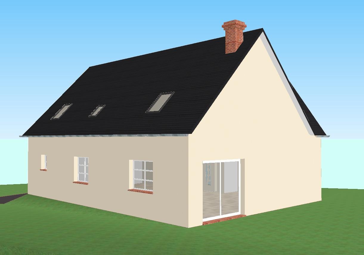 suggestions pour am liorer ce plan et implantation de maison 109 messages page 6. Black Bedroom Furniture Sets. Home Design Ideas