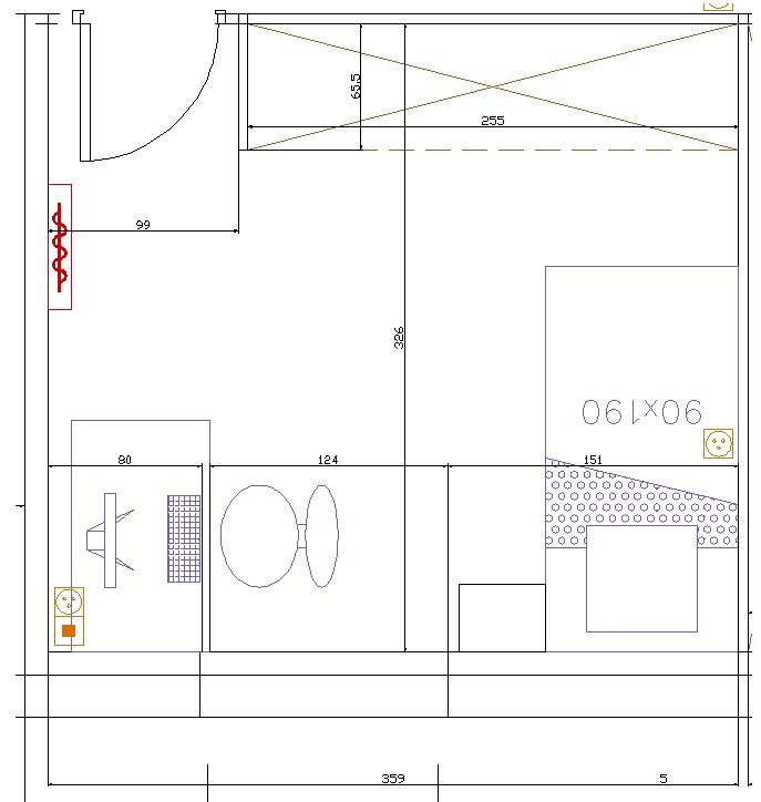 taille et emplacement d 39 un placard 10 messages. Black Bedroom Furniture Sets. Home Design Ideas