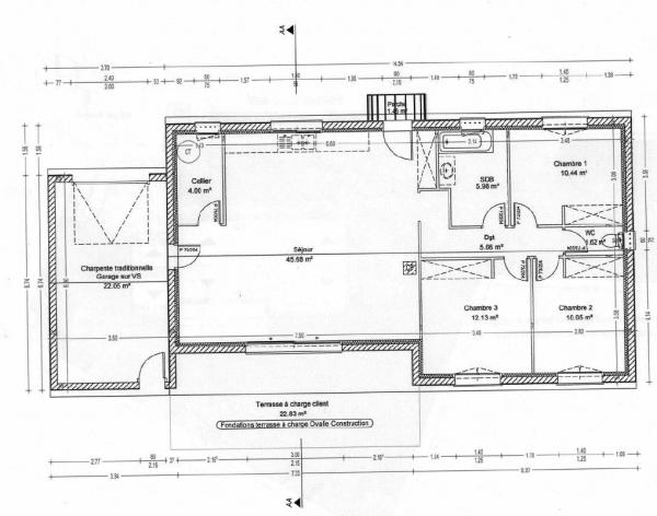 terrain en pente et acc s au garage 24 messages. Black Bedroom Furniture Sets. Home Design Ideas