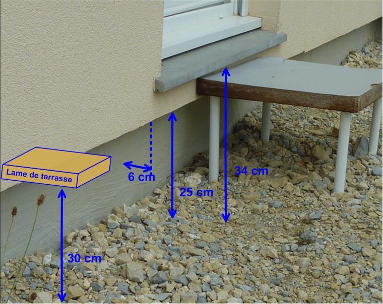 Terrasse en bois dans le 21  9 messages