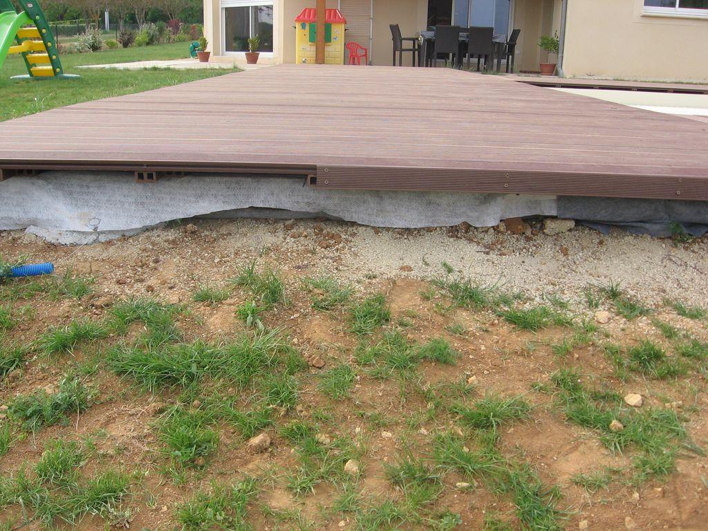 Terrasse en bois composite 31 messages page 2 for Forum terrasse composite