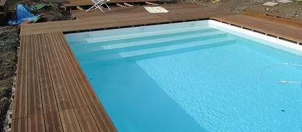 Photo terrasse bois piscine interesting piscine extrieure for Forum piscine bois