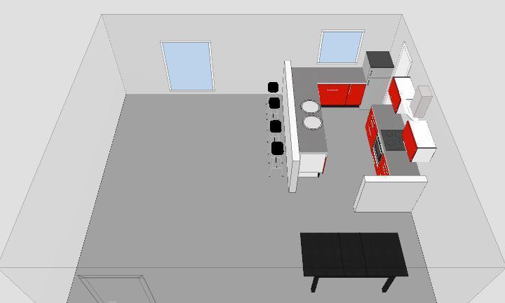 Urgent modif plan cuisine ikea 21 messages for Ikea planner cuisine