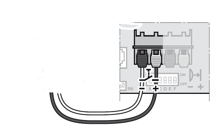 Utiliser une telecommande somfy sur motorisation tubauto for Porte de garage sectionnelle tubauto europro