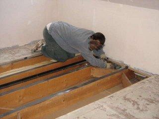 Vissage plancher agglo 11 messages - Bande resiliente plancher ...