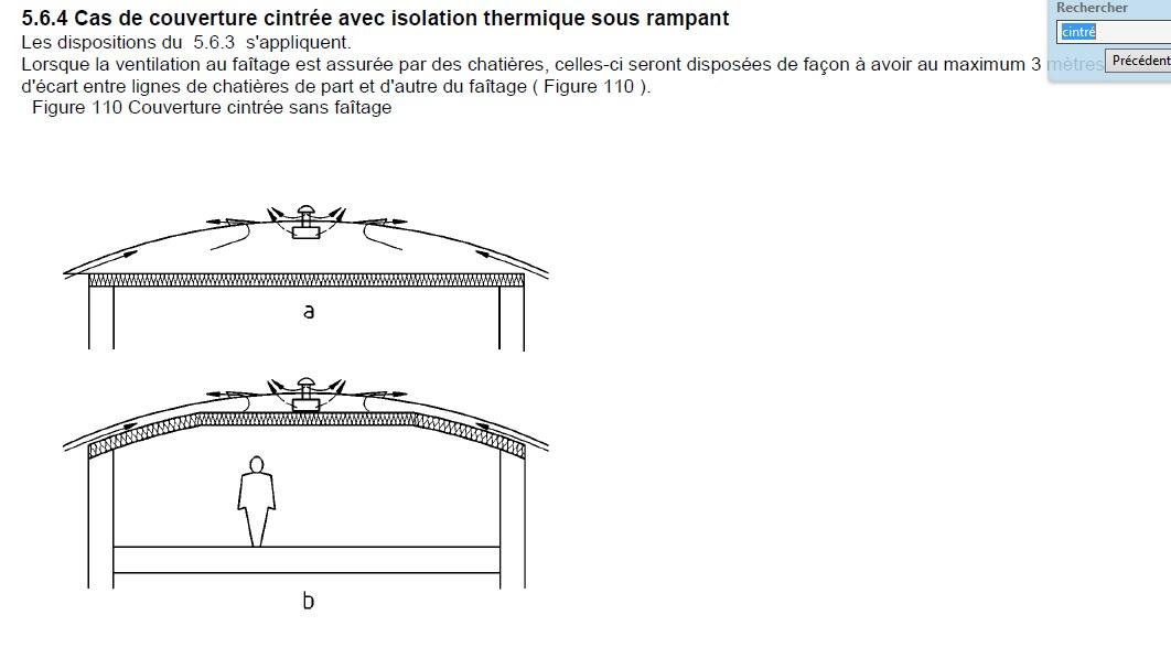 ventilation toiture zinc great toiture en zinc with ventilation toiture zinc trendy chatire en. Black Bedroom Furniture Sets. Home Design Ideas